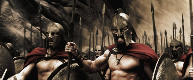300 (2006) | © Warner Home Video