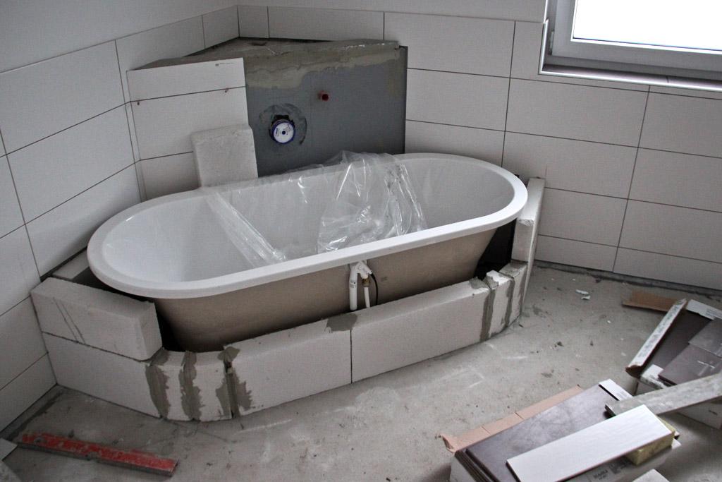 Badezimmer Ytong