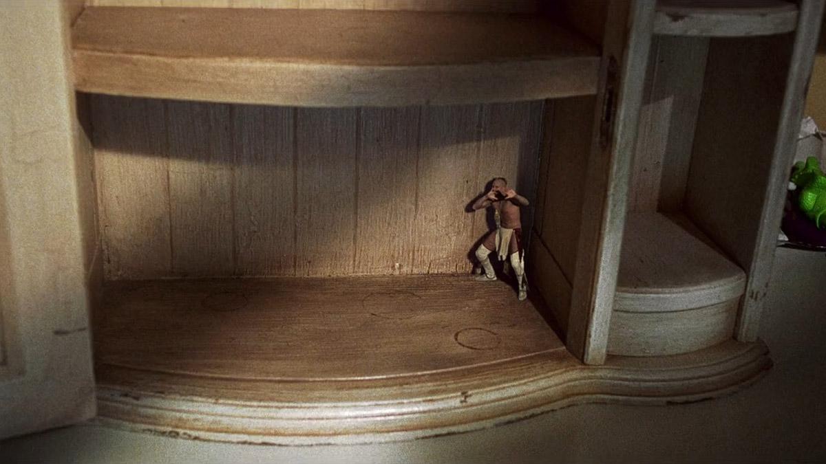 Der Indianer im Küchenschrank – OT: The Indian in the Cupboard (1995 ...