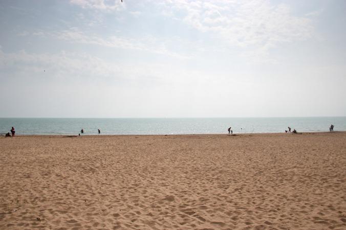 Der Strand bei Obzor