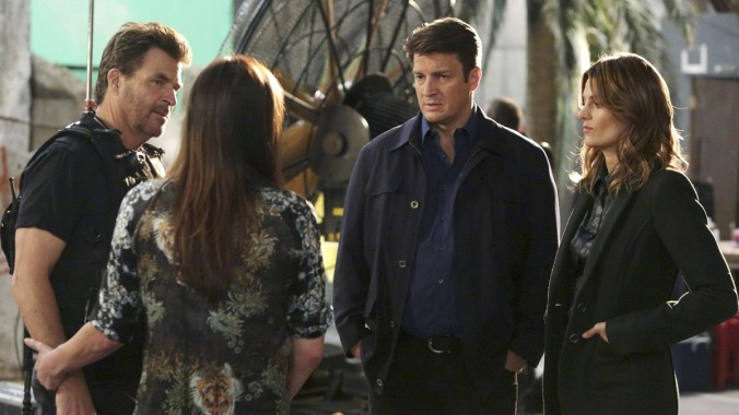 Castle - Staffel 7 - Season 7