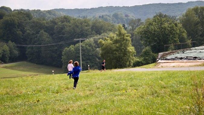 Halbmarathon 2017: Steigung und Fans