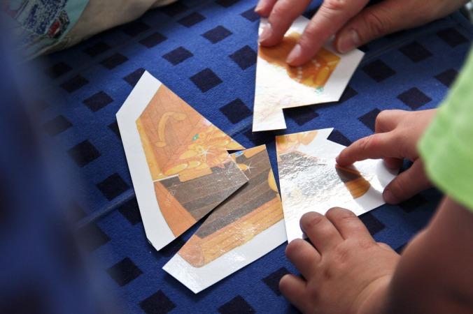 Puzzle für Kindergeburtstag
