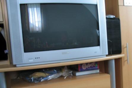 Mein erster Fernseher: ein 26-Zoll-Gerät von Philips