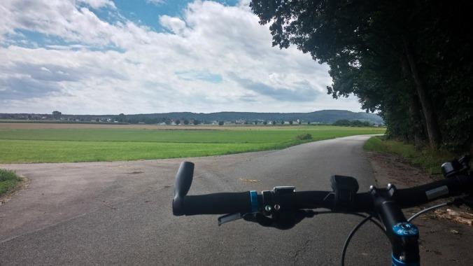 Ride, Fatboy, Ride #005: Mit dem Rad unterwegs