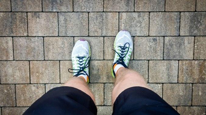Meine Laufschuhe