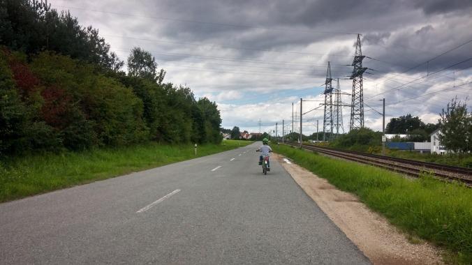Run, Fatboy, Run #455: Das neue Rad sorgt für Spannung