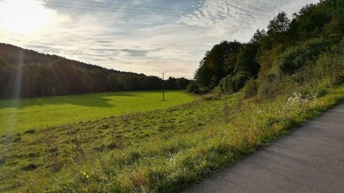 Run, Fatboy, Run (458): Die letzten Sonnenstrahlen genießen