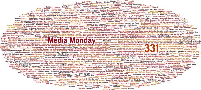 Media Monday #331