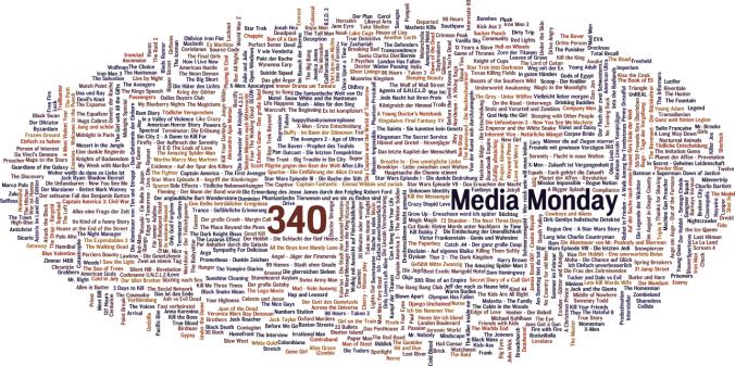 Media Monday #340 - Die Neujahrsausgabe