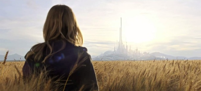A World Beyond (2015) | © Walt Disney