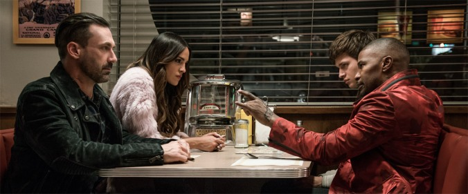 Baby Driver (2017) | © Sony Pictures Home Entertainment