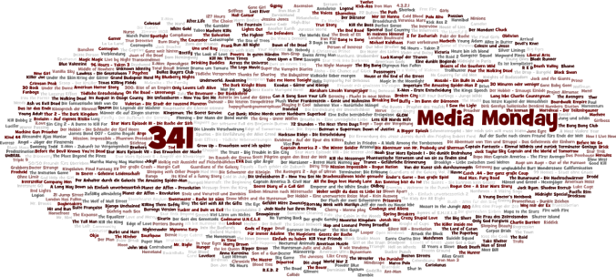 Media Monday #341