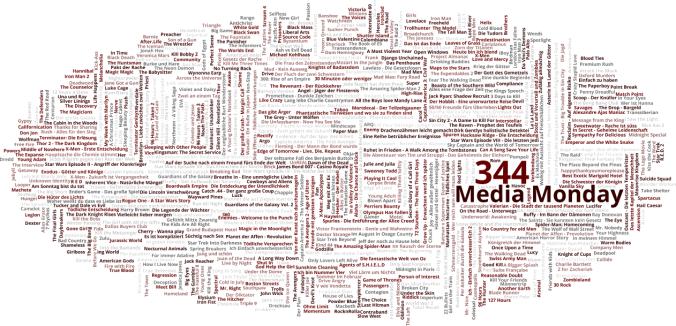 Media Monday #344