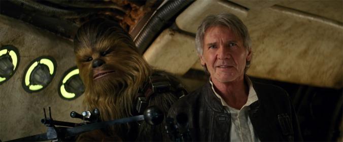 Star Wars: Episode VII - Das Erwachen der Macht (2015) | © Walt Disney
