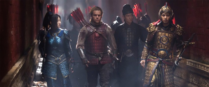 The Great Wall (2016) | © Universal Pictures Germany GmbH
