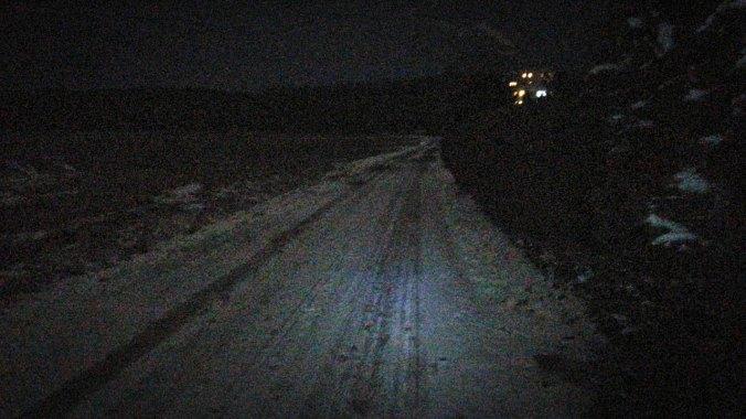 Wer rennt so spät durch Nacht und Schnee?