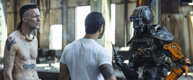 Chappie (2015) | © Sony Pictures Home Entertainment