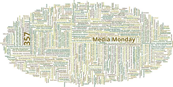 Media Monday #357