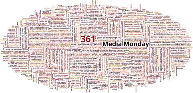 Media Monday #361