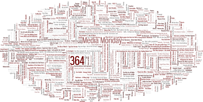 Media Monday #364