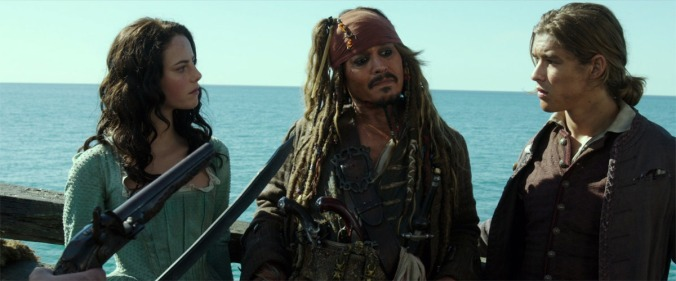 Pirates of the Caribbean: Salazars Rache (2017) | © Walt Disney