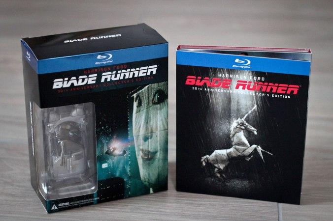"""Insgesamt ist die 30th Anniversary Collector's Edition von """"Blade Runner"""" recht kompakt gestaltet"""