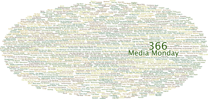 Media Monday #366