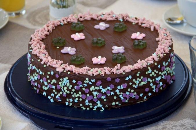Ein leckerer Baumkuchen...