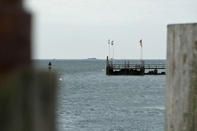 ...und der nächste Pier ist schon in Sicht