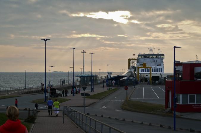 Das Tor zu den nordfriesischen Inseln...