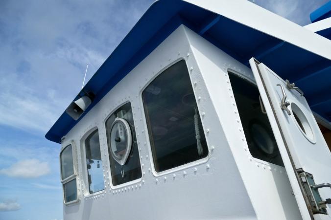 Unser Schiff: die MS Seeadler