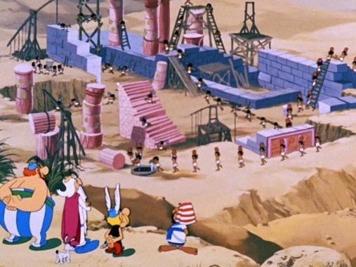 Asterix und Kleopatra (1968) | © STUDIOCANAL