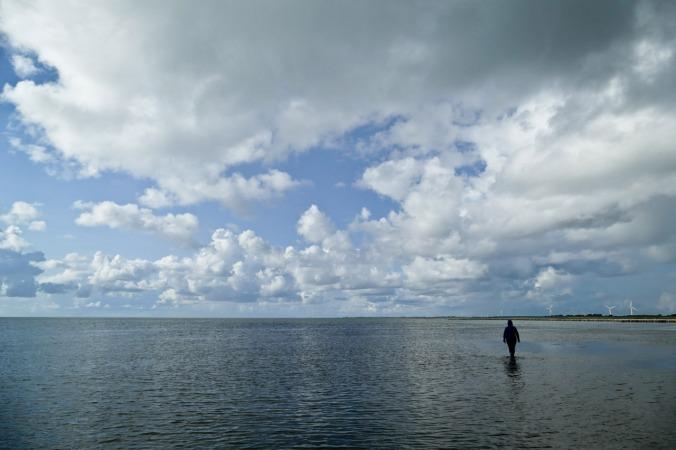 Auf Wiedersehen, Nordsee!