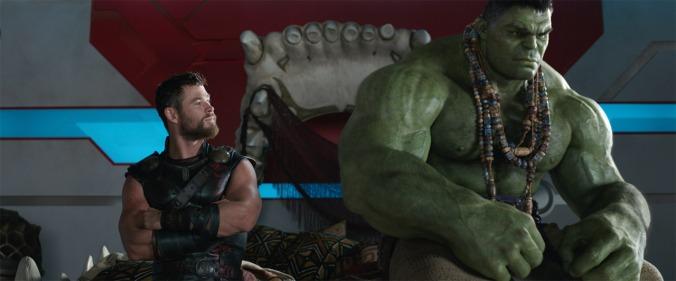 Thor: Tag der Entscheidung (2017) | © Walt Disney