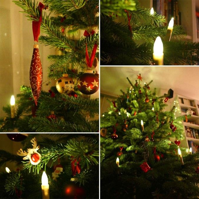 """""""Der schönste Weihnachtsbaum der Welt!"""" (Zwergofant, Dezember 2018)"""