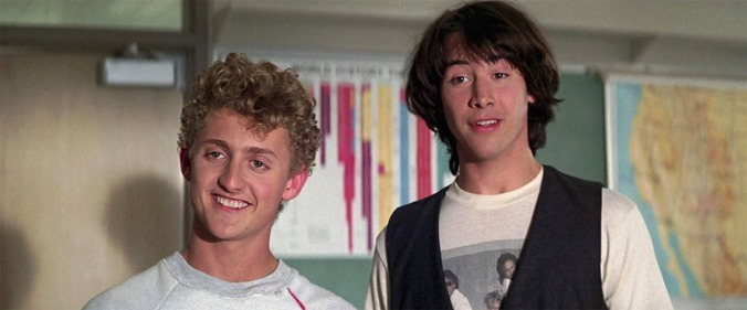 Bill & Teds verrückte Reise durch die Zeit (1989) | © STUDIOCANAL