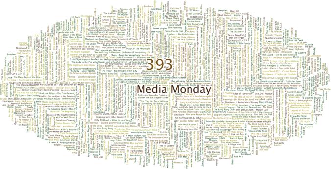 Media Monday #393