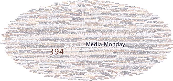 Media Monday #394
