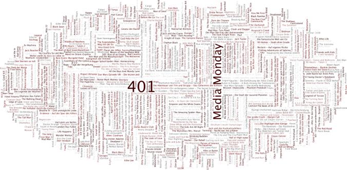 Media Monday #401