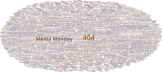 Media Monday #404