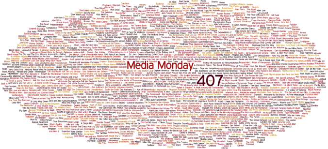 Media Monday #407