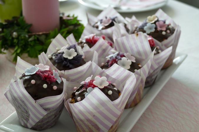 Viele leckere Muffins...