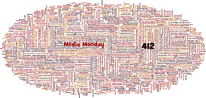 Media Monday #412