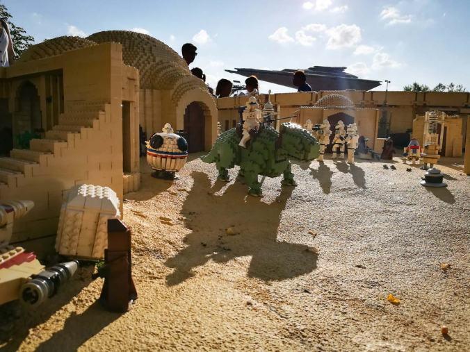 Mos Eisley auf Tatooine