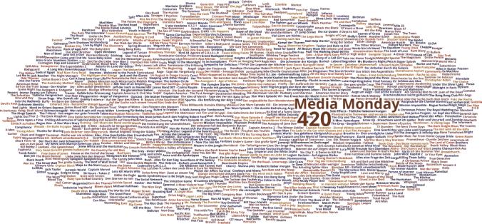 Media Monday #420