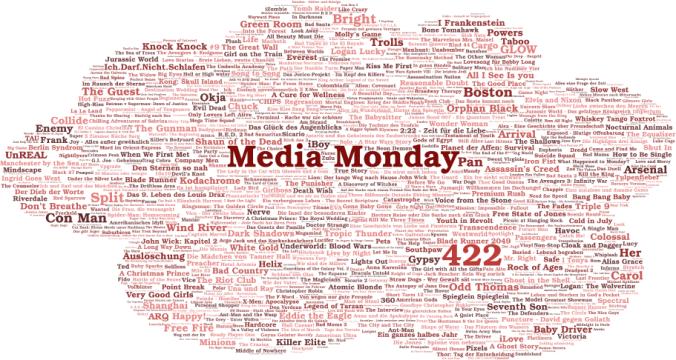 Media Monday #422