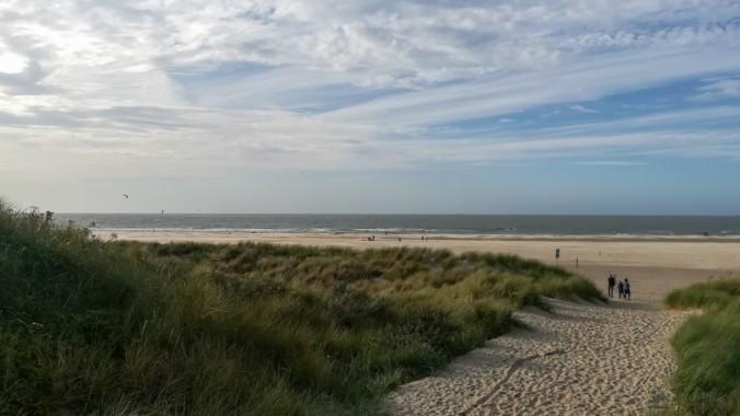 Gibt es einen besseren Ort zum Laufen als am Strand entlang?