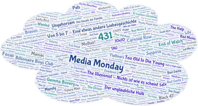 Media Monday #431