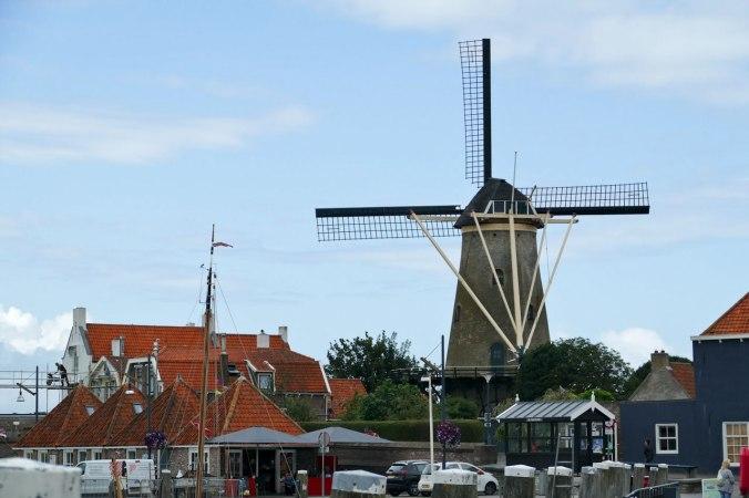 Die erste Windmühle! ❤